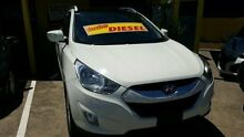 2010 Hyundai ix35  White Sports Automatic Wagon Dandenong Greater Dandenong Preview