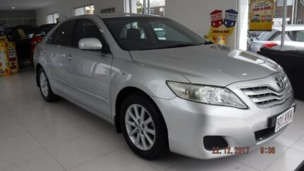2011 Toyota Camry ACV40R MY10 Altise Silver 5 Speed Automatic Sedan Bundaberg West Bundaberg City Preview