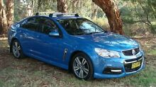 2015 Holden Commodore VF MY15 SV6 Blue 6 Speed Sports Automatic Sedan Oaks Estate Queanbeyan Area Preview