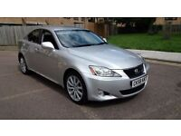 LEXUS IS 220d 2009 FULL SERVIS HISTORY HPI CLEAR
