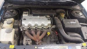 1993 Saturn S-Series Sedan