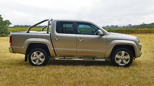 2013 Volkswagen Amarok 2H MY13 TDI420 4Motion Perm Ultimate 8 Speed Automatic Utility Tanunda Barossa Area Preview