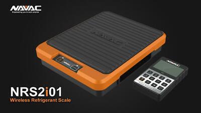 Navac Nrs2i01 Wireless Refrigerant Scale 220 Lb