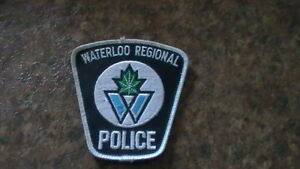 Waterloo Regional Police Badge Kitchener / Waterloo Kitchener Area image 2