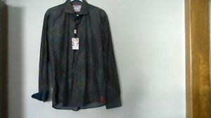 Mans 7 Downie Street London Designer Shirt[new] Large 80% off