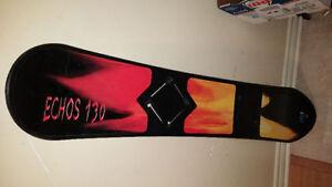 2 planches à neige, snowboard, très bon état