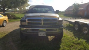 CERTIFIED 1999 Dodge Ram 2500 Cummins 4X4 Auto