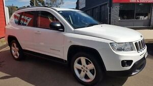 2011 Jeep Compass LTD White Automatic Wagon Penrith Penrith Area Preview