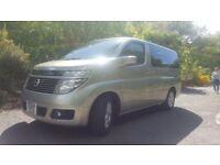 Nissan Elgrand XL 7 seater Bargain!!