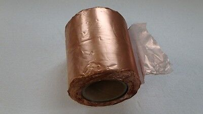 10.6 Lb Roll Copper Wire Cloth Screen Mesh 6 Wide Cp160-1