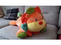 Mothercare Safari activity lion toy