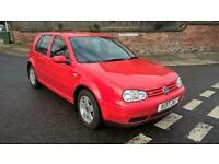 2000 X VOLKSWAGEN GOLF 2.0 GTi 5 DOOR