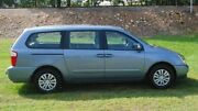 2012 Kia Grand Carnival VQ MY13 S Blue 6 Speed Sports Automatic Wagon Winnellie Darwin City Preview