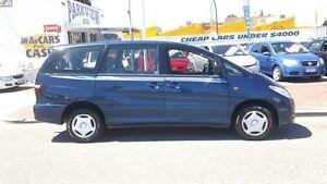 2000 Toyota Tarago ACR30R GLi Blue 4 Speed Automatic Wagon Victoria Park Victoria Park Area Preview