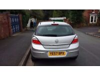 FULL VAUXHALL SERVICE HISTORY, HPI CLEAR 1.4 5 DOOR SILVER IMMACULATE CONDITION INSIDE OUT
