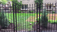 Wrought Iron Metal Railings, Handrails, Welding, Gates, Fences