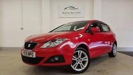 SEAT IBIZA 1.4 16v Sport 5dr (red) 2010
