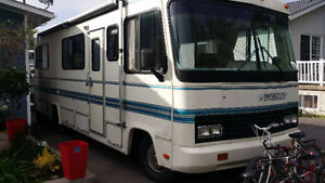 winnebago,roulotte,tente,camping,ford,gmc,gm.chevrolet,injection