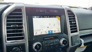 Factory Sync  Ford F  Gps Navigation Radio Module Upgrade