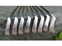 Precision II Golf Irons in very Good condition