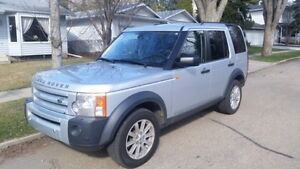 2007 Land Rover LR3 SE SUV, Crossover ***Low KMS****MINT