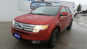 2010 Ford Edge Limited, Local Trade, Nav, Lthr, Vista Roof