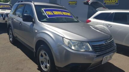 2008 Subaru Forester S3 MY09 X AWD 5 Speed Manual Wagon Medindie Walkerville Area Preview