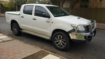 2012 Toyota Hilux KUN26R MY12 SR Double Cab 4 Speed Automatic Utility Prospect Prospect Area Preview