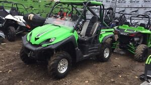 2009 KAWASAKI TERREX 750 BIG BORE