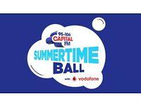 CAPITAL FM SUMMERTIME BALL 2017 TICKETS