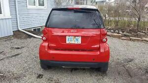 Smart 2010 Fortwo Coupe (2 door)