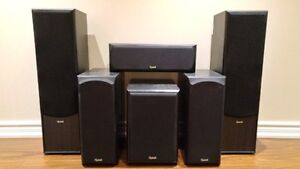 Full Size Quest Home Theater Speakers