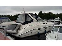 Sealine S34 Cabin Cruiser 1998 Best Priced on Market