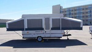 2005 Jayco 12ft Tent Trailer,Very Clean,Ready To Camp! MUST SELL