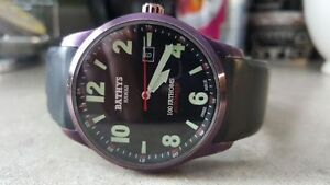 BATHYS UV AUTOMATIC WATCH
