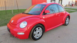 VW New Beetle Like Brand New Only 5700kms One year Warranty