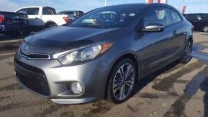 2016 Kia Forte Koup EX Heated Seats,  Back-up Cam,  Bluetooth,