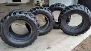 DURO DI-K514 --- 4 tires with less than 700km