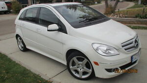 2008 Mercedes-Benz B-Class Turbo Hatchback
