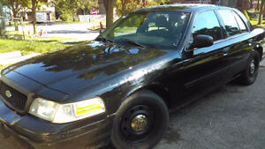 UBER READY - 2010 Ford Crown Victoria Flex Fuel for only $4500