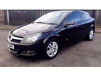 Vauxhall Astra 1.7 CDTI black