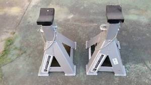 3000kg car stands safety stands pin type Canley Heights Fairfield Area Preview