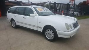 1997 Mercedes-Benz E230 W210 T Classic 5 Speed Automatic Wagon Cairnlea Brimbank Area Preview