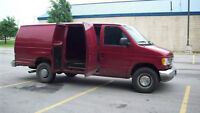 1995 Ford Econoline DIESEL ..(E TEST COMPLETE)