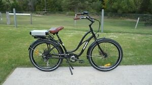 Pedego-26inch step thru comfort cruiser electric bike Grafton Clarence Valley Preview