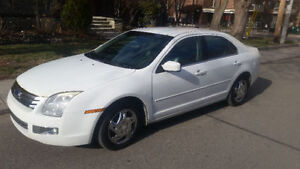 2007 Ford Fusion,Leather seat,Smooth