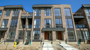 Gorgeous New Luxury Townhouse At Bathurst & Rutherford