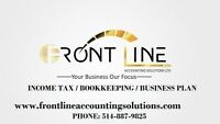 BOOKKEEPING –★INCOME TAX US/CAN –★ BEST OFFER – ★ EXPERTS