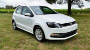 2017 Volkswagen Polo 6R MY17.5 66TSI DSG Urban Pure White 7 Speed Sports Automatic Dual Clutch Tanunda Barossa Area Preview