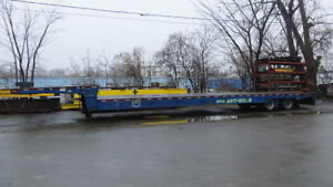 2001 TRAIL KING 48' TRAILER FOR SALE West Island Greater Montréal image 1